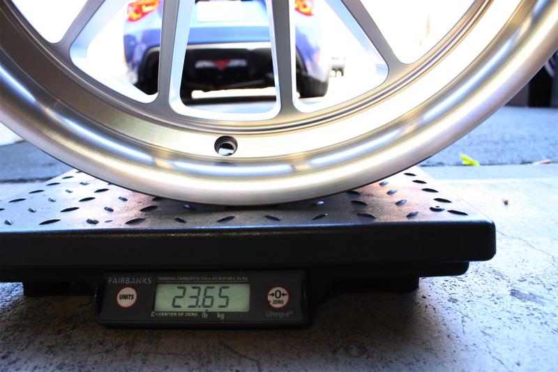 Klutch Wheels SL14 Silver Machined Weight