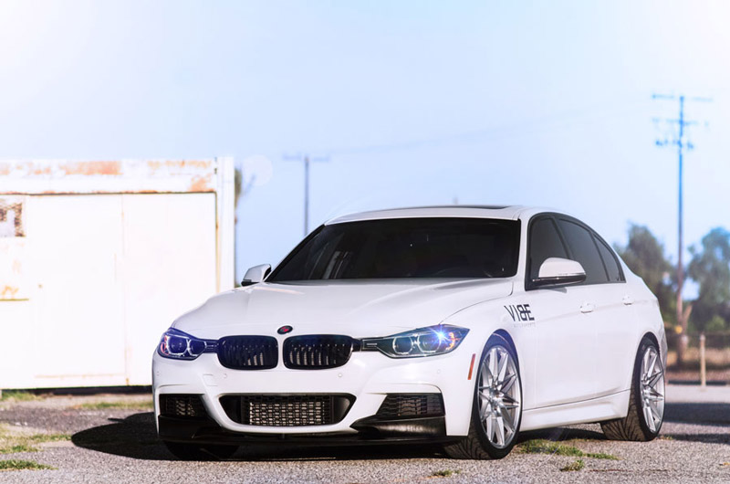 klutch km20 silver machined bmw