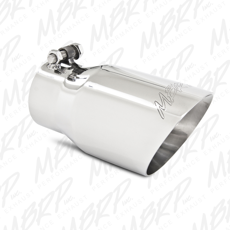 MBRP Cat-Back Exhaust for 2011-14 Ford Mustang GT 3in Tube 4in Angled Tips