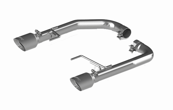 MBRP Axle Back Exhaust T304 Stainless Steel for Mustang GT S550