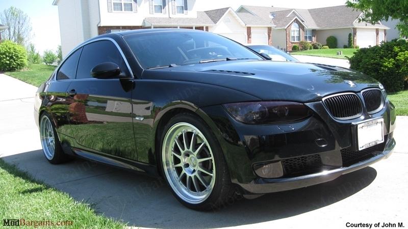 BMW E92 335i Vented Hood
