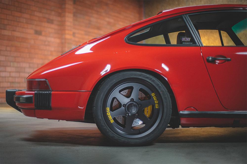 Momo Heritage 6 Wheels Porsche 930 911 Carrera Modbargains