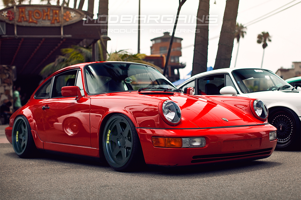 Momo Heritage 6 Wheels Porsche 964 911 Carrera Modbargains