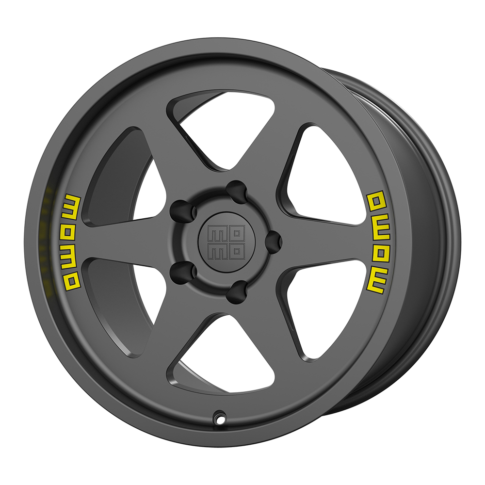MOMO Heritage 6 Wheels for Mustang
