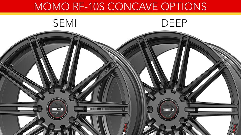 MOMO RF-10S Concave Options