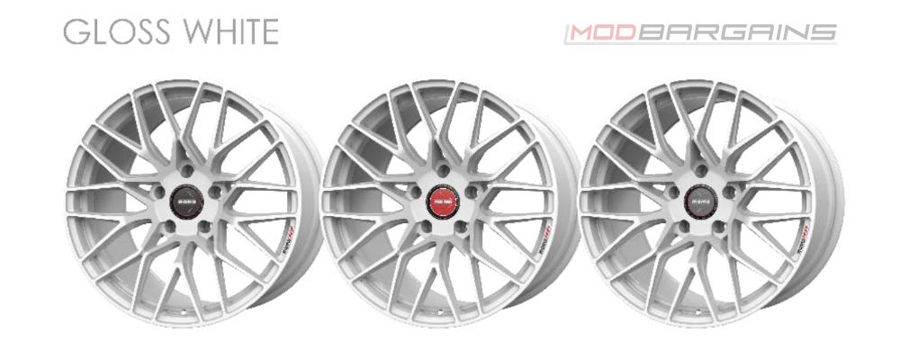 Momo RF-20 Wheel Color Options Gloss White Modbargains