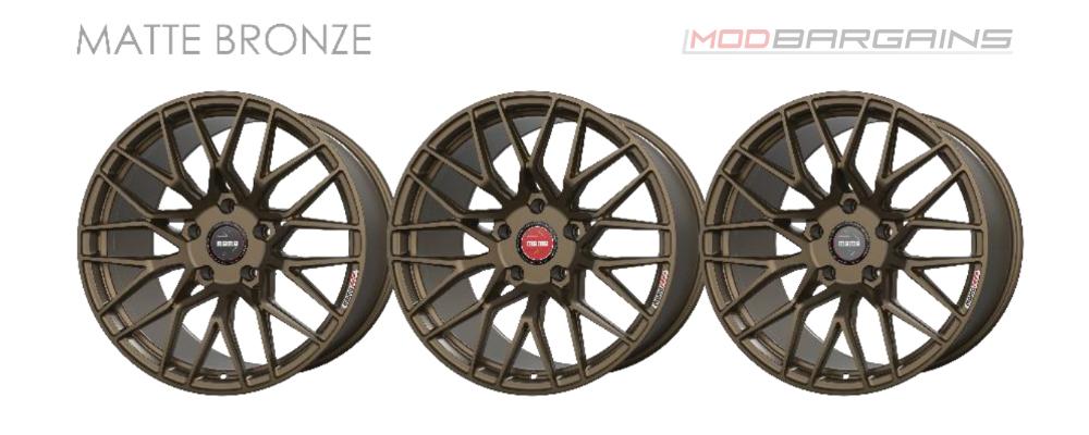 Momo RF-20 Wheel Color Options Matte Bronze Modbargains