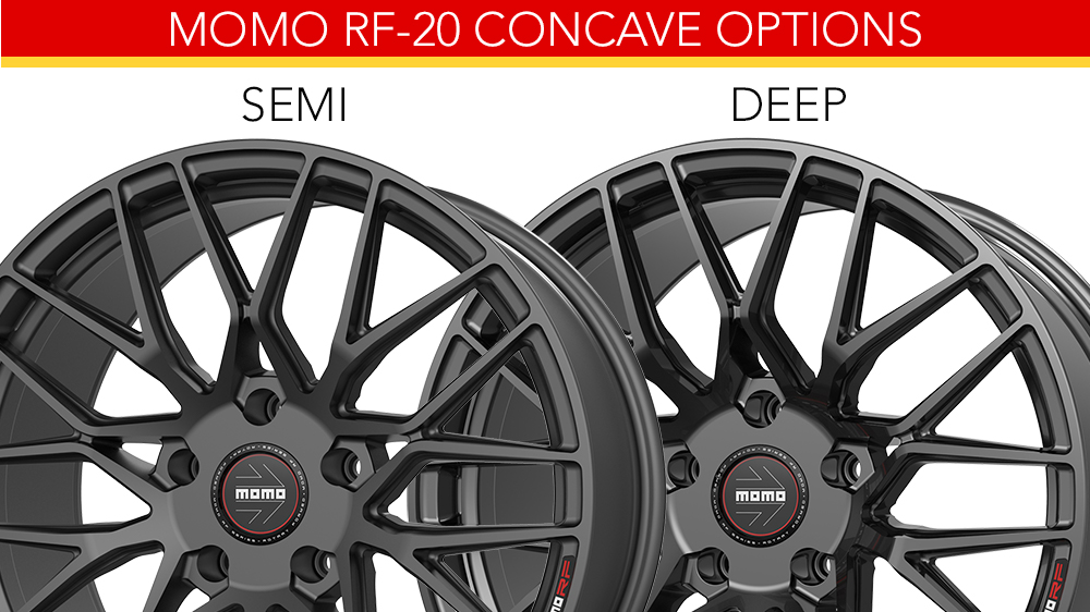 MOMO RF-20 Concave Options
