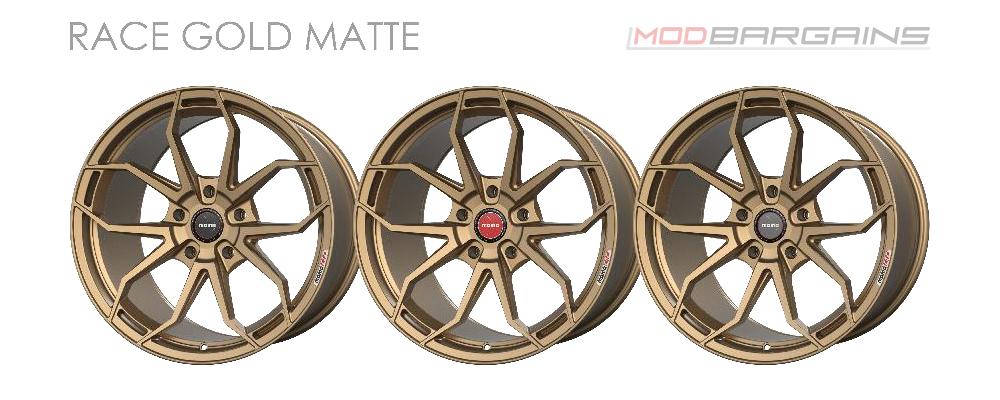 Momo RF-5C Wheel Color Options Race Gold Matte Modbargains