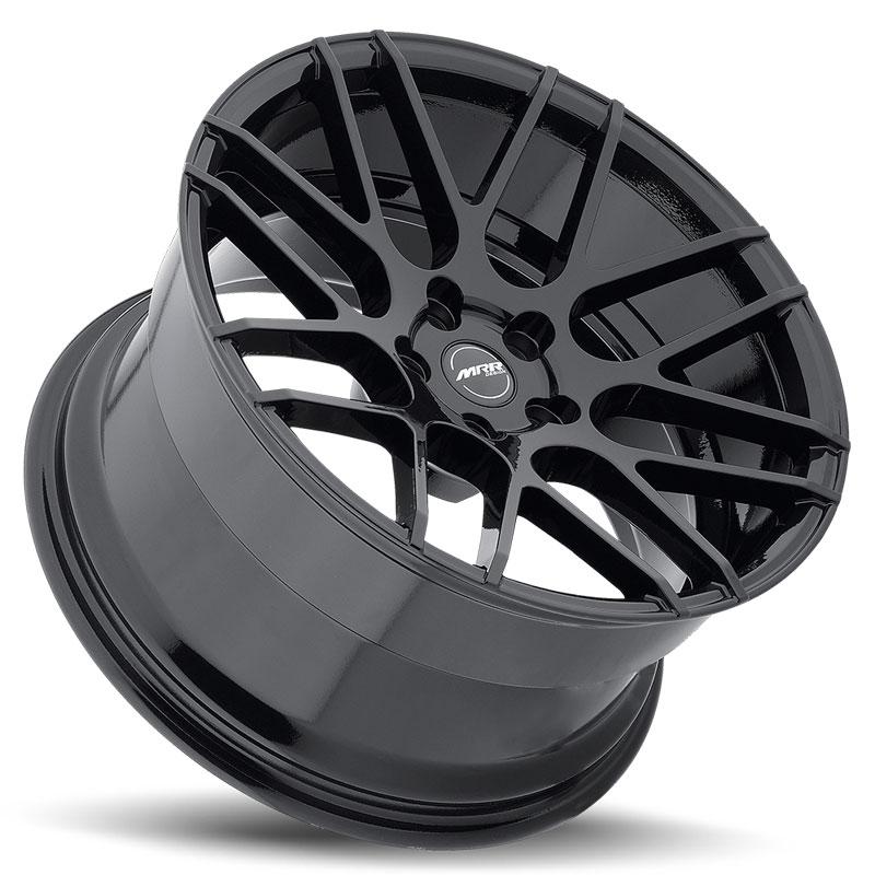 MRR GF07 Wheels Black