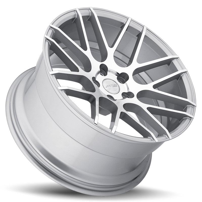MRR GF07 Wheels Silver