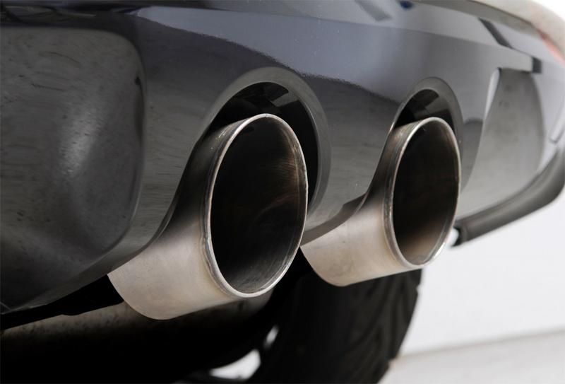 Milltek Catback Exhaust for VW MK6 Golf R Tips