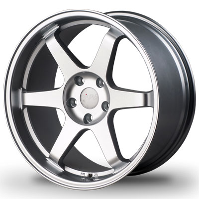 Miro Type 398 Wheels Silver