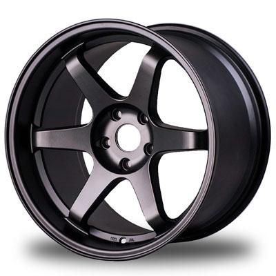 Miro Type 398 Wheels Black