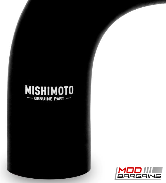 Mishimoto Silicone Coolant Hose in Black - MMHOSE-CSS-12