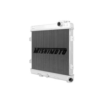 Mishimoto BMW E30 M3 Manual Aluminum Radiator Side
