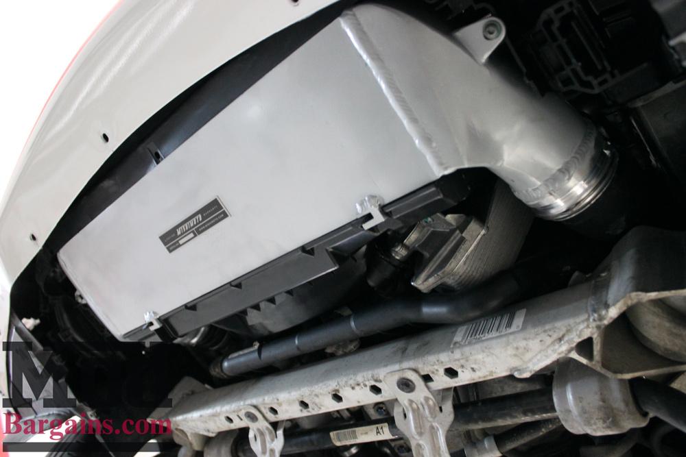Mishimoto Intercooler for 2007-2010 BMW 335i/335xi/135i [E82/E90/E92] Installed at ModBargains.com
