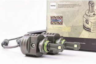 Morimoto 2Stroke LEDs for H8/H11 Headlights and Foglights