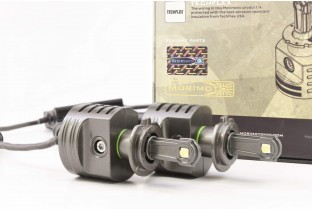 Morimoto 2Stroke LEDs for H7 Headlights and Foglights