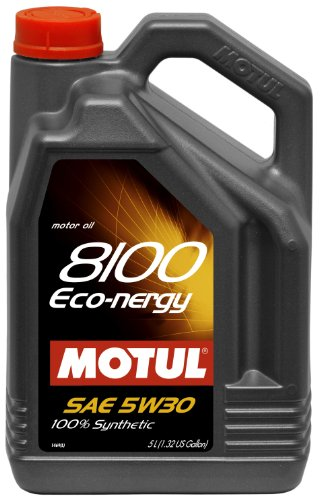 Motul Eco-nergy 5w30 5 Liter Container