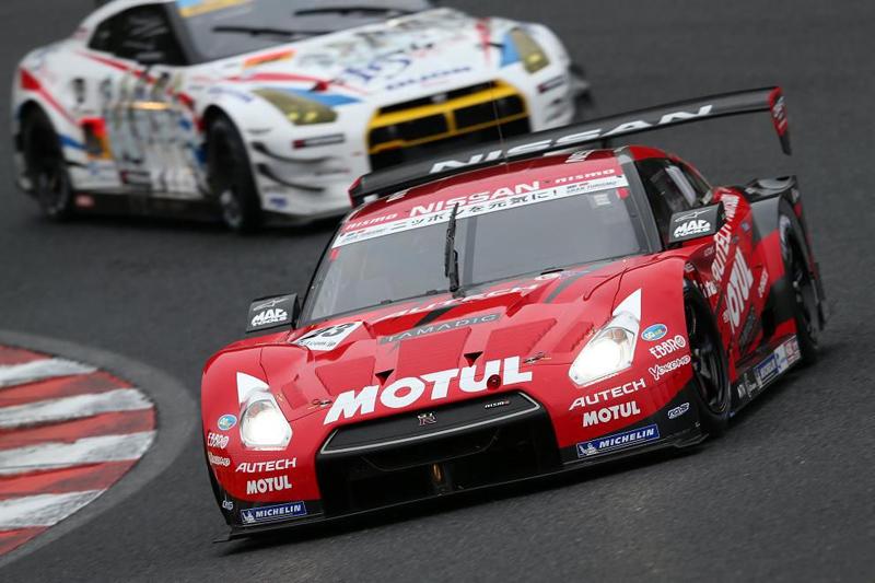Motul Skyline GTR
