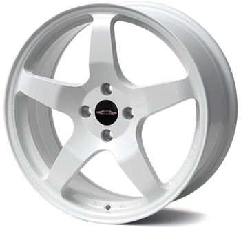 NM Engineering RSe05 Wheel White