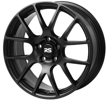 NM Engineering RSe12 Wheel Black
