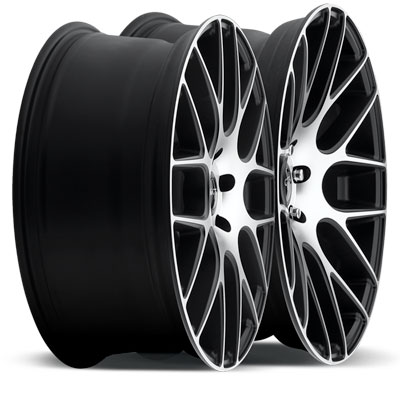Niche Wheels Circuit M108 Staggered