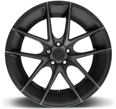 Niche Wheels Targa M130 Face