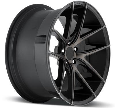 Niche Wheels Targa M130 Side