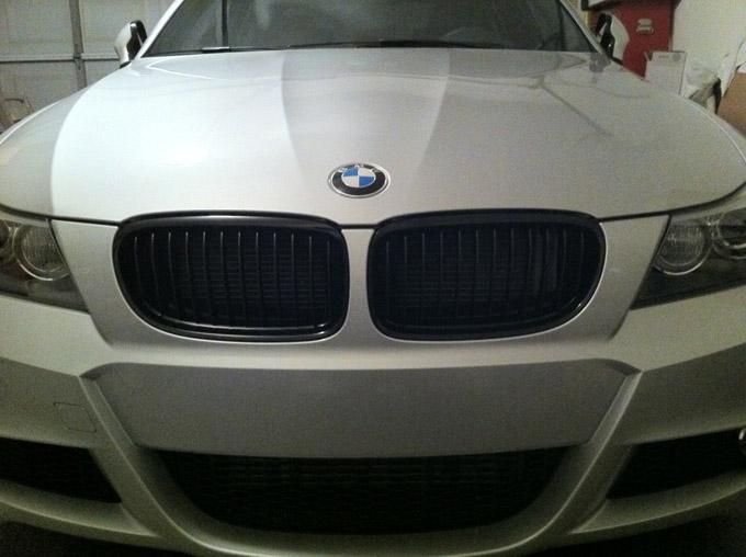BMW Performance Black Grilles BMW E90/E91