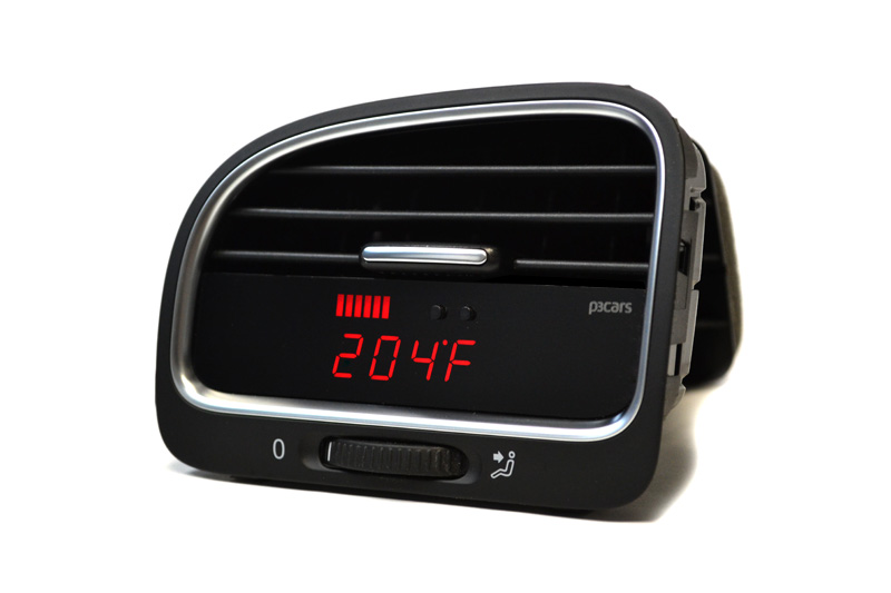 P3 Cars Digital Gauge for MK6 VW GTI (P3MK6L)