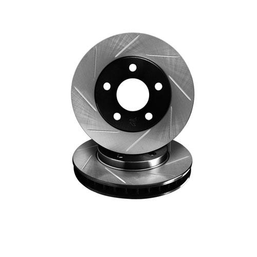 R1 Concepts Premier Slotted Brake Rotors