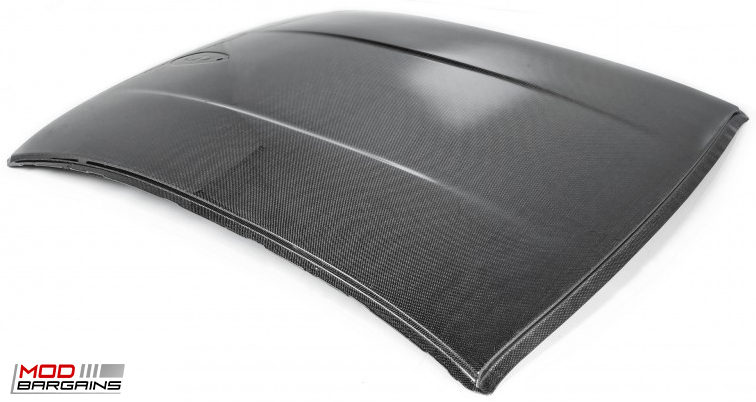 RKP Carbon Fiber Roof Panel Top View for 2016+ BMW M2