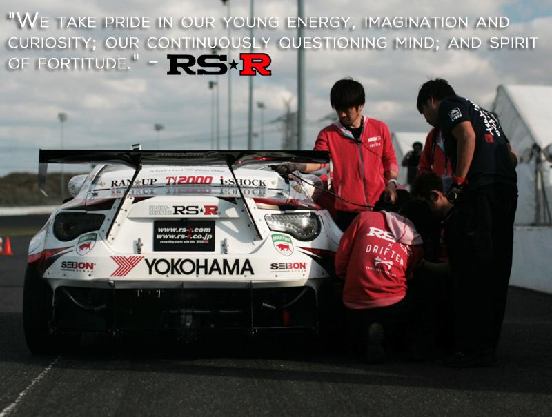 RS-R drift FR-S Team