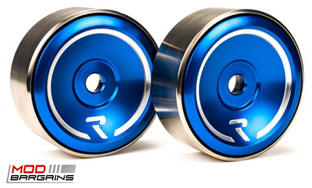 Raceseng Revo Idler Pulleys Blue for Scion FRS/BRZ