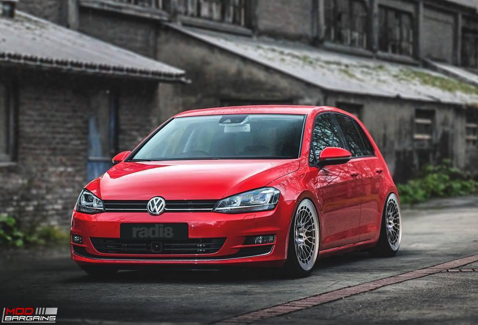 Radi8 R8A10 wheels installed on Volkswagen (3)
