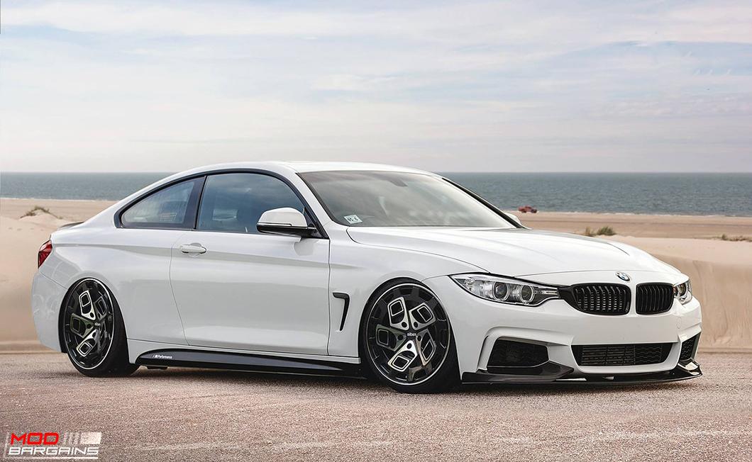 Radi8 R8CM9 Wheels Installed on BMW (2)