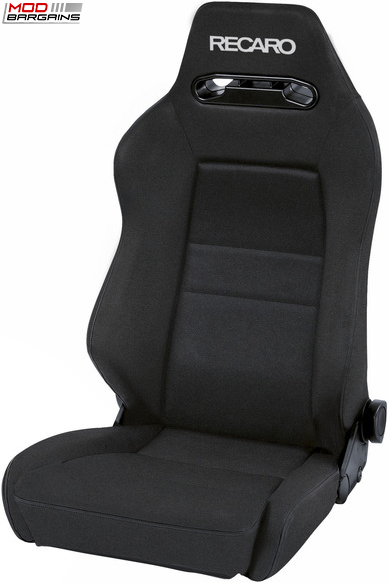Recaro Speed S Black Nardo
