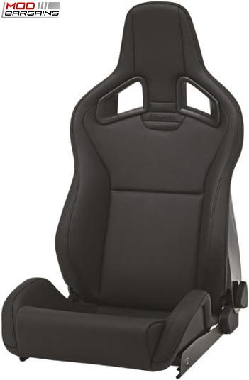 Recaro Sportster CS in Black Leather