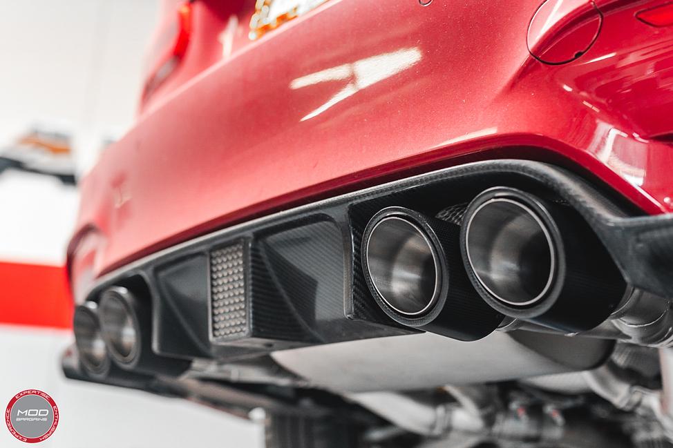 Remus Sport Exhaust System Installed on BMW F30 (3)