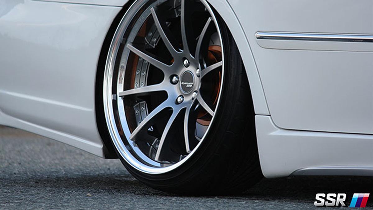 toyota crown in ssr cv01s wheels lowered stance, modbargains