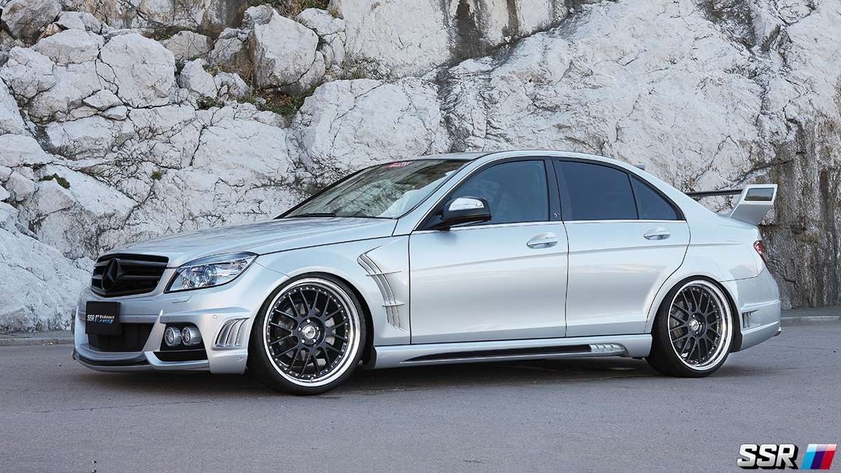 AMG 63 MERCEDES BENZ LUXURY LOWERED SSR MS1, MODbargains