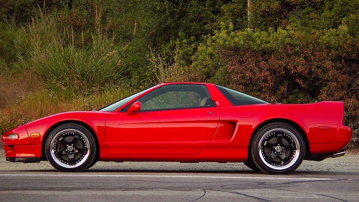 SSR sp1 nsx lowered JDM turbo track, modbargains