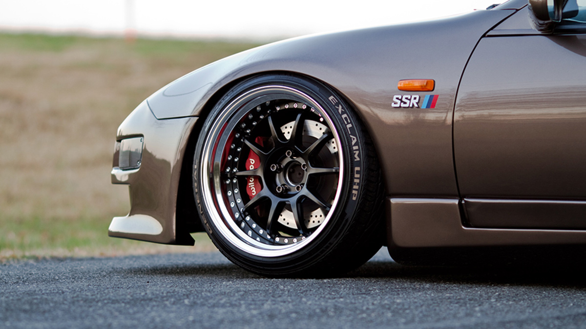 SSR Wheels Professor SP3 300ZX s13 280z 240z, modbargains