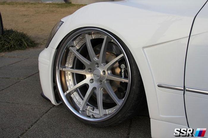 SSR Wheels Executor CV01 Toyota Crown