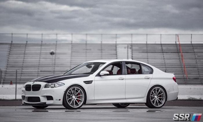 SSR Wheels Executor CV01S BMW M5 F10