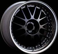 SSR Wheels Professor MS1 Black
