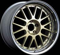 SSR Wheels Professor MS1 Touring Gold
