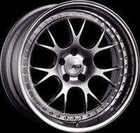 SSR Wheels MS3 Titan Silver